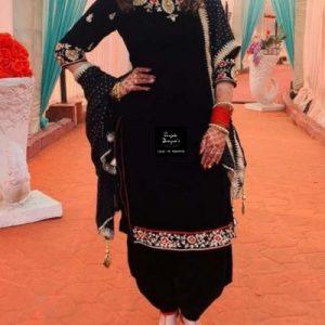 Indian Partywear Salwar Suits