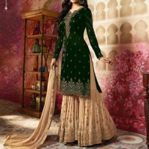 Partywear Palazzo Suits